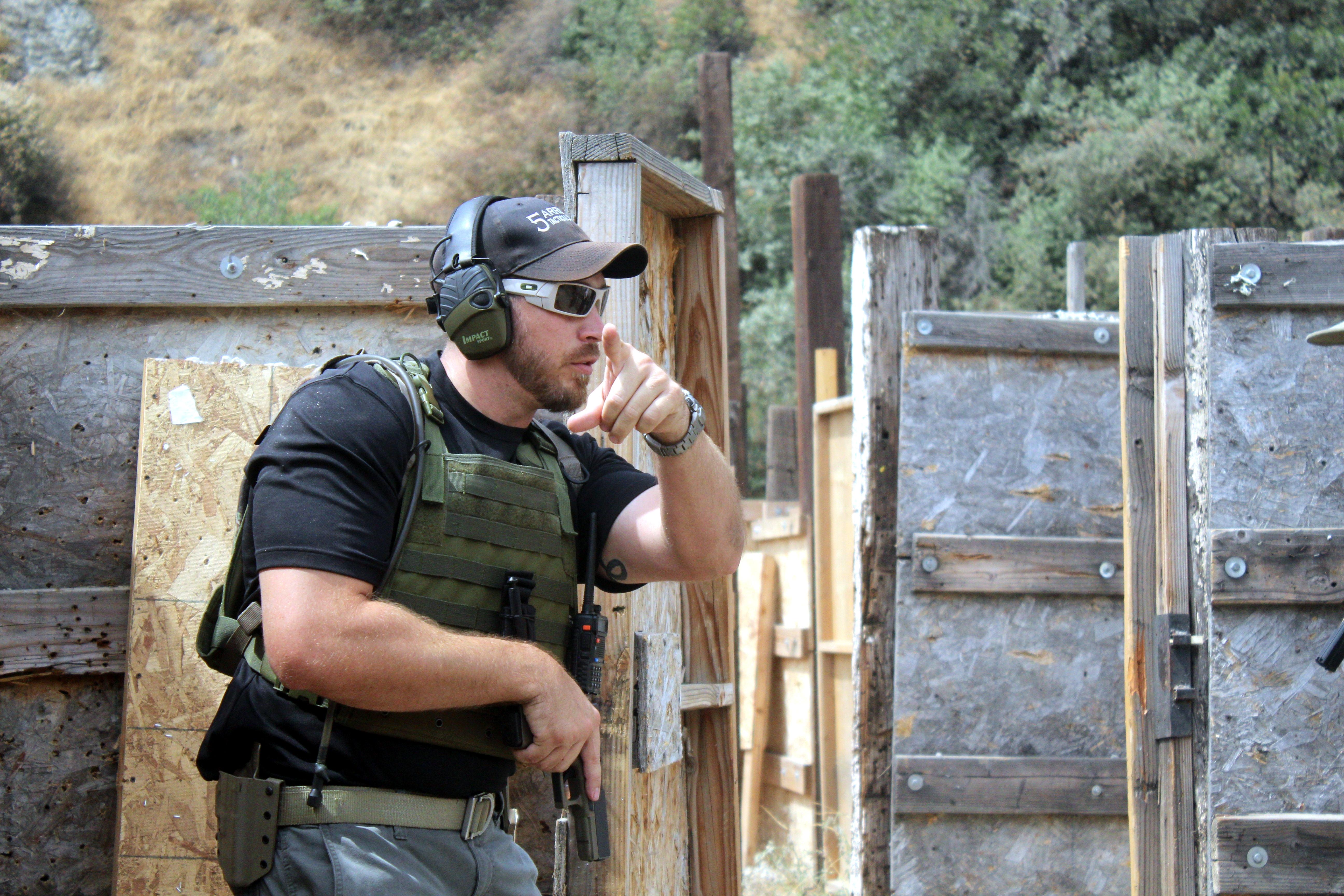 Defensive (Tactical) Pistol - Level 1